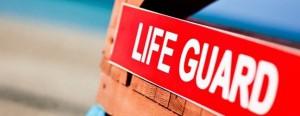 Pool Management Lifeguard Sign