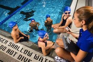 Pool Management & Swim Team Coaches