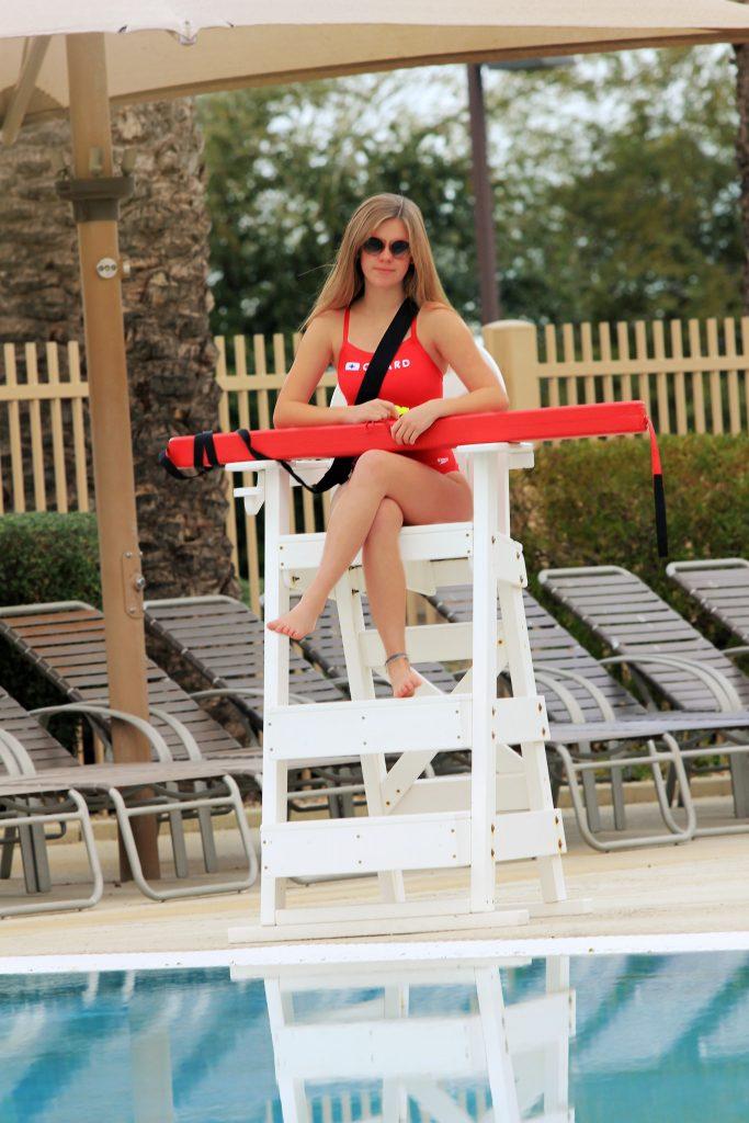Life Guard Pool